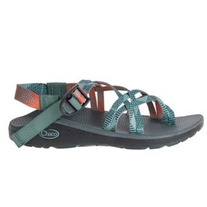 Chaco Z/Cloud X2 Wide Teal Sandal